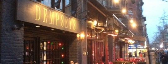 Dempsey's is one of The Official 2011 New York City Beerathon.