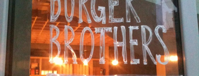 The Burger Brothers is one of Things to do.