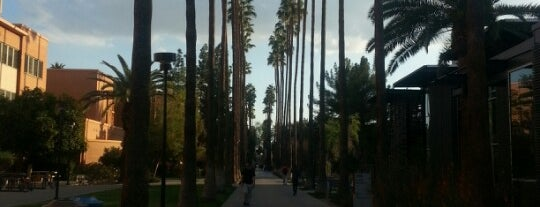 Palm Walk is one of Tempe Points of Pride.