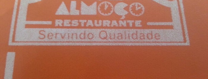 Bom Almoço is one of 20 favorite restaurants.