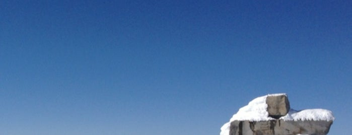 Whistler Blackcomb Mountains is one of Ski Bum Badge.