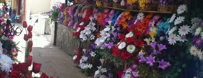 Mercado San Miguelito is one of trabajo.