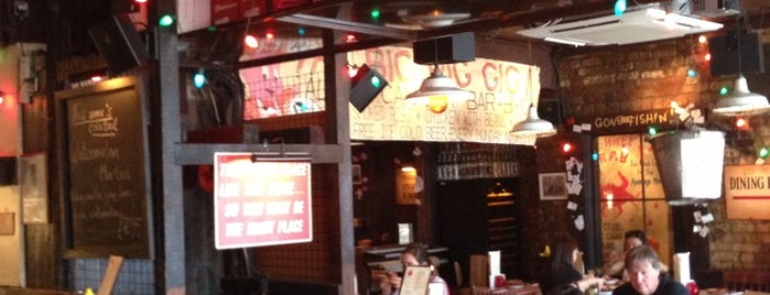 Big Easy Bar.B.Q & Crabshack is one of BarChick's Best Places to Dump Someone.