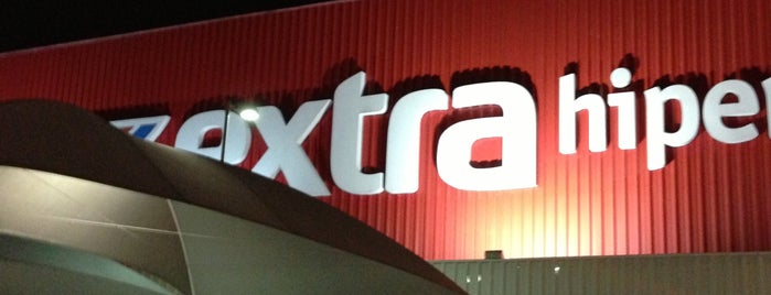 Extra is one of Campina Grande.