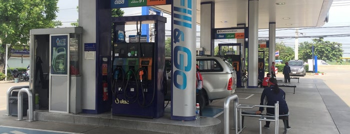 PTT is one of Top picks for Gas Stations or Garages.