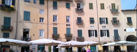 Piazza dell'Anfiteatro is one of Tuscany.