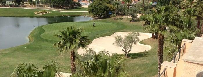 Club de Golf Alicante is one of Lugares.