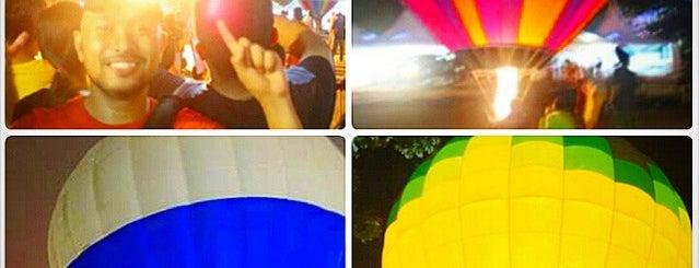 4th Putrajaya International Hot Air Balloon Fiesta 2012 is one of Putrajaya.