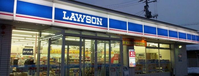 ローソン 盛岡津志田西店 is one of LAWSON in IWATE.