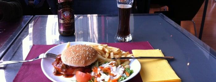 Burguers & Beer is one of Restaurantes com comida vegetariana.
