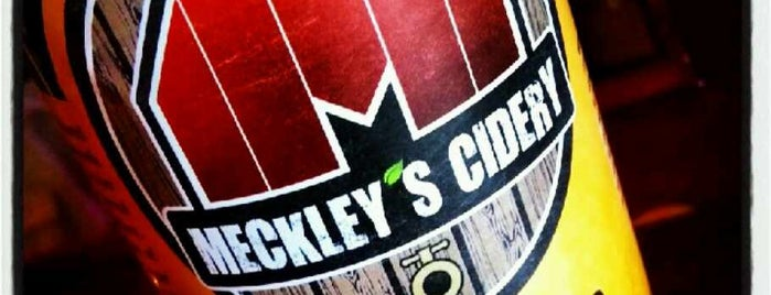 Meckley's Flavor Fruit Farm is one of Michigan Breweries.