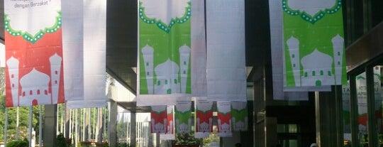 Plenary Hall is one of Enjoy Jakarta 2012 #4sqCities.