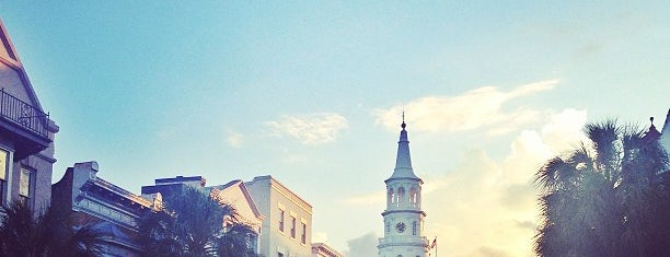Charleston, SC is one of my charleston places.