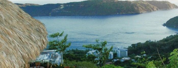 Zibu is one of Acapulco.