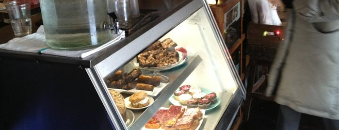 Clementine Bakery is one of New York to dos.