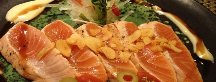 Kayu Contemporary Japanese Restaurant is one of Christopher's Tips.