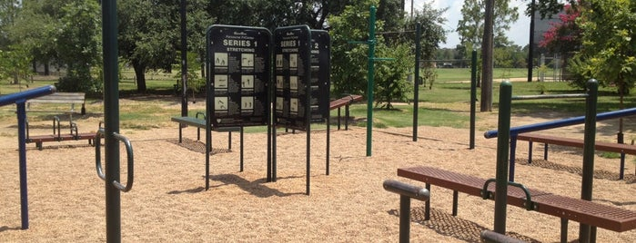 Memorial Park is one of Houston to-do.
