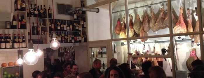 Il Sorpasso is one of ristoranti Roma.