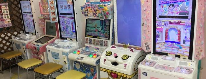 らんらんらんど 京橋店 is one of 関西のゲームセンター.