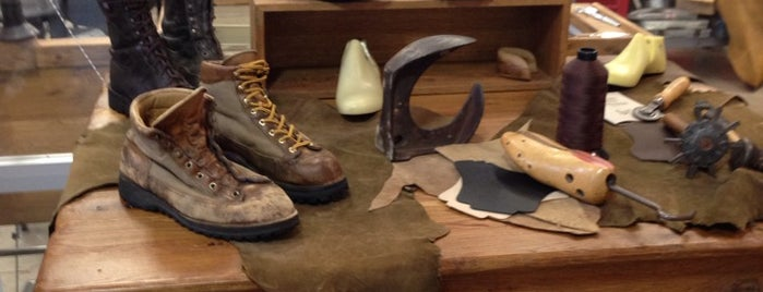 Danner Factory Store is one of portland.