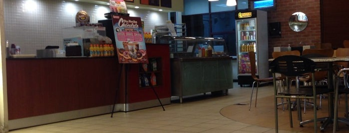 Dunkin' Donuts is one of jalan2 cari makan seksyen 13 shah alam.