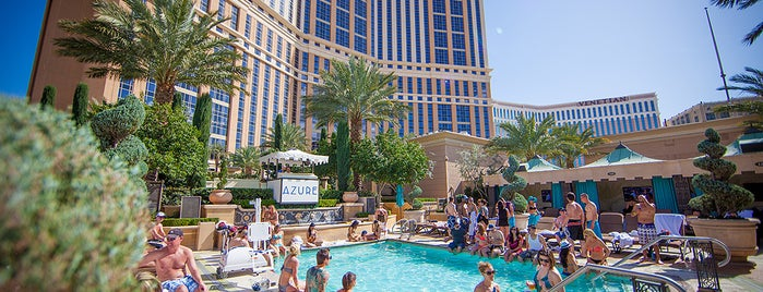 Azure Luxury Pool (Palazzo) is one of Las Vegas City Guide.