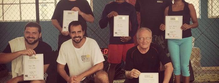 FTA - Fight Training Academy is one of Regular.
