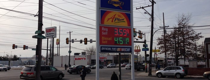 APlus at Sunoco is one of Frequent Places.