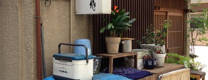 ひろ作 is one of Michelin Guide Tokyo (ミシュラン東京) 2012 [*].