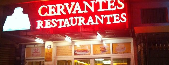 Cervantes is one of Foodporn: Rio de Janeiro.