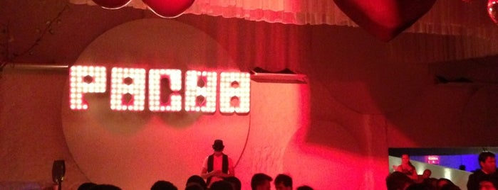 Pacha Floripa is one of P.A.T.T. (Party All The Time) !!.