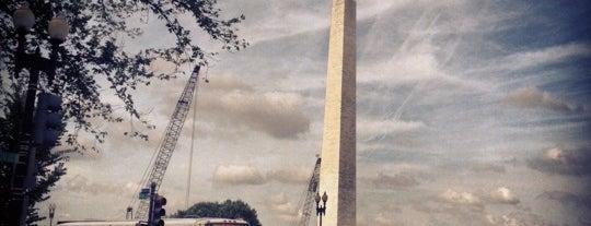 Washington Monument is one of Washington, DC.
