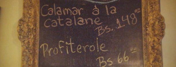 Café Noisette is one of Restaurantes Venezuela.
