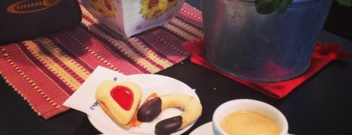 Caffe' Farini is one of preferiti.