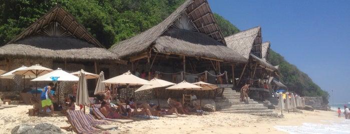 Finn's Beach Club is one of Beautiful Beaches in Bali.