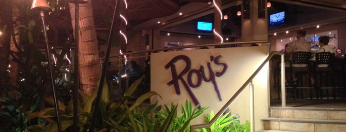 Roy's Waikiki is one of Yum.