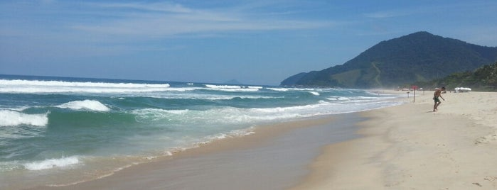 Praia de Maresias is one of Top 10 places to try this season.