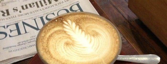 Klink Handmade Espresso is one of Good coffee in Sydney CBD.