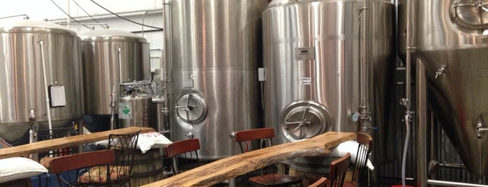 Yellowhammer Brewing is one of Alabama.