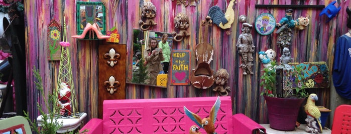 Randyland is one of Destination: Pittsburgh.