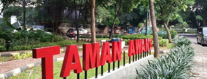 Taman Lawang is one of Place3.