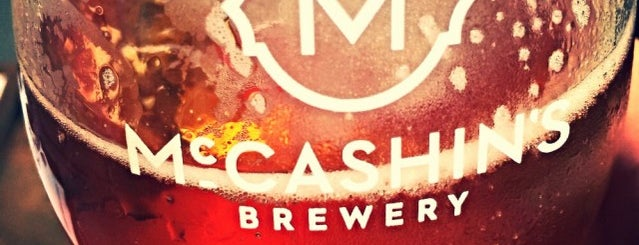 McCashin's Brewery is one of Fun Group Activites around New Zealand.
