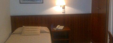 Hotel Peninsular Girona is one of 36 hours in...Girona.