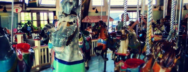 Paragon Carousel is one of B. Locations.