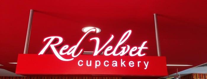 Red Velvet Cupcakery is one of My Doha..