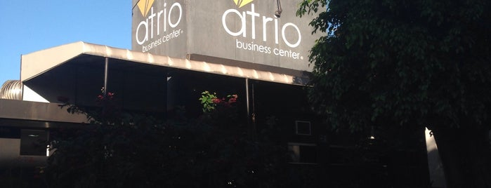 Atrio Business Center is one of Places.