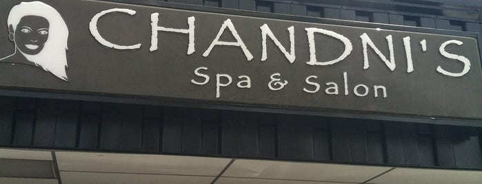 Chandni's Spa and Salon is one of Raleigh Favorites.