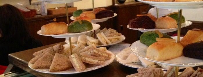 Bosie Tea Parlor is one of Eat it!.