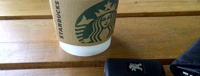 Starbuck coffee F1 Menteng is one of starbuck F1.