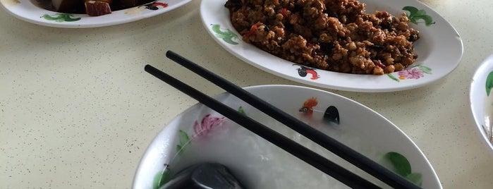 Soon Soon Teochew Porridge is one of Singapore Foodie.